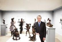 ART   Collectors & Patrons / by Homa Taj