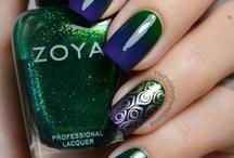 nails / by Chrissy Slack