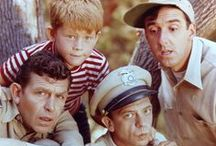 Ol' Fishing Hole / The Andy Griffith Show, beloved program from my childhood and beyond / by Louis Burklow