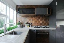 Kitchen  / by OneLittleNest