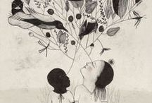 Illustration / Illustrations I love / by Mar Hernández