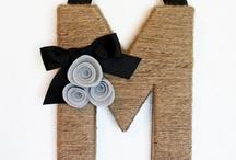 …and Crafts! / by Meagan Santos
