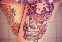 Tattoos & Piercings / Body modification is art. / by Hannah Erickson