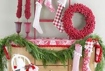 All Christmas;decor,food,gift's and crafts / by Rebekah Ludeman