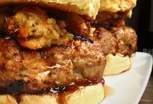 Burgers / by Feeby Breitbart