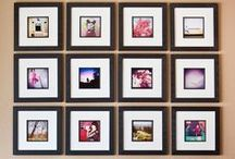 Wall Photo Galleries / Photography Wall Art Ideas / by I Heart Faces | Photography