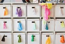 Organization and Cleaning / by Stephanie McDonald