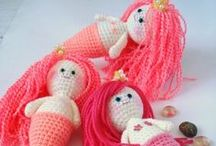 Crochet / This is how I spent my time. / by Stephanie McDonald