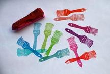 Print it. Stamp it. Ink It.  / by Stephanie McDonald