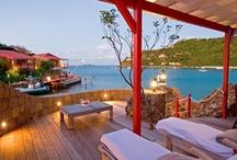 Caribbean Accommodations / Caribbean Accommodations / by Caribbean Sunshine or @CaribbeanInfo