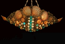 Light, lamp, nautical chandelier.  / by Alla Baksanskaya