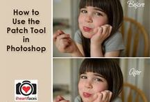 Photoshop Tutorials / Great photoshop tips and tutorials for editing photos. Featured and written by I Heart Faces, a photography community for women. iHeartFaces.com / by I Heart Faces | Photography