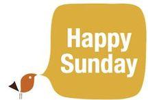 Sunday / Sonntag - Wochenende - TGIS / by Andrea Mayer-Edoloeyi