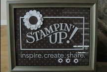 Stampin Up! / by Nikki Pardike-Booth