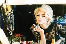 hair & make-up inspiration  / by Hallie Gonzalez