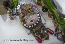 Craft Ideas - Jewelry / by Karen Thompson