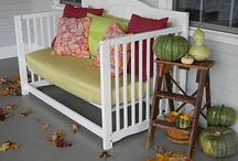 Craft Ideas - Furniture / by Karen Thompson