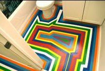 Ideen für meine Wohnung / Ideas for my apartment / DIY home / by Andrea Mayer-Edoloeyi