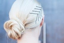 Hair, Skin, Nails / let's make up. / by Melissa Gardner