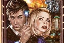Doctor Who Fandom / by Jennifer Cain