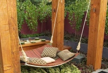 Outdoor Spaces / by Shelby Tucker
