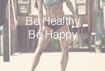 Get Movin', Get Healthy / motivation to get healthy & fit / by Melissa Gardner