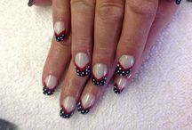 nail art.... / enjoy all nail art..... It's part of my job..... but also one of my passions! / by Patricia Tatgenhorst