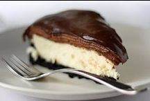 """Sweet Tooth / """"Life is uncertain.  Eat dessert first.""""   ~Ernestine Ulmer / by Hilary M"""
