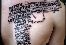 Tattoo Quotes / by SPIKE Ink Master