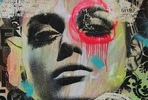 Street Art | Graffiti & Murals  / by SPIKE Ink Master