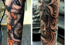Nick D'Angelo's Portfolio / by SPIKE Ink Master