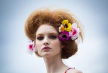 Beauty - Hair Concepts / Inspiration for hair styles for photo projects and more / by Adágio Images