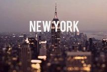 New York / by Yrdja Sillé