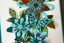 Cards by Elizabeth Craft Designs / by Elizabeth Craft Designs