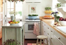 Kitchens and Pantries / by Talulah Belle