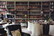 Offices, Dens and Libraries / by Talulah Belle