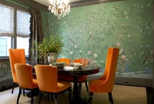 Eating Spaces and Tablescaping / by Talulah Belle