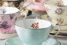 Teacups & Coffee / by girlishmoon