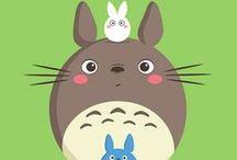 Totoro / by Natalia L. Osorio