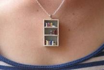 bookish fashion / by Liz Clark