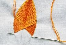 Needlework: Embroidery, Tatting, etc... / by Jennifer Schallert