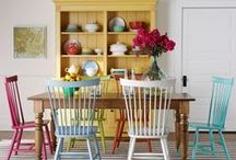 Dining Rooms / by Susie @ Easy Child Crafts