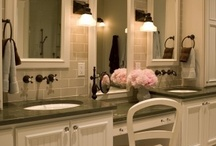 Home -Bathroom / by Michelle White