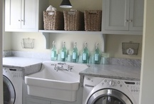 Home -Laundry Room / by Michelle White