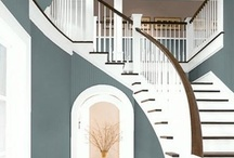 Home -Stairway / by Michelle White
