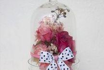 Flores y plantas artificiales / by Andrómeda Floristería Creativa