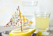 Lemon Love / When life gives you lemons, keep them, because, hey...free lemons!  / by Kami Bigler / NoBiggie