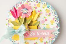 Paper Crafts / All things paper! / by Kami Bigler / NoBiggie