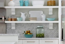 Home Inspiration / Beautiful ideas for the home. Home sweet home. / by Kami Bigler / NoBiggie