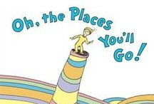 Oh the places you'll go! / by Holland Colvin
